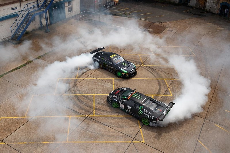 Monster Energy BATTLEDRIFT 2