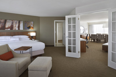Delta's newest contemporary look and style (CNW Group/Delta Hotels by Marriott Toronto Airport & Conference Centre)
