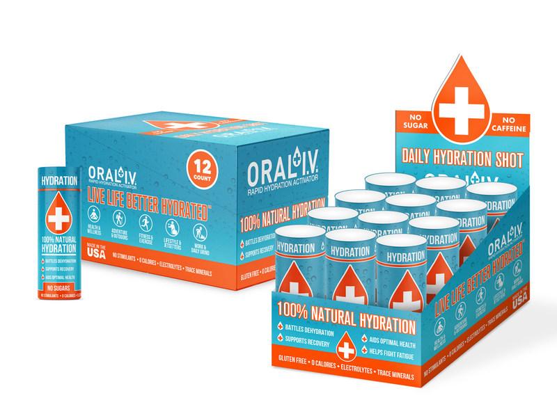 ORAL I.V. 2oz Hydration Shot