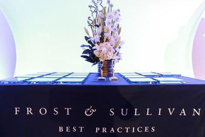 Frost & Sullivan Recognizes Best-In-Class Companies at Annual Awards Ceremony