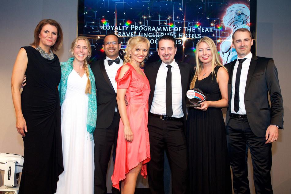 Loyalty Prime wins Loyalty Magazine Award with Frankfurt Airport (PRNewsfoto/Loyalty Prime)