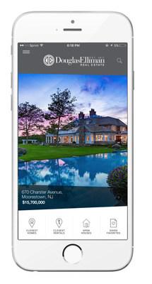 Douglas Elliman Branded App