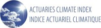 Logo: Actuaries Climate Index (CNW Group/Actuaries Climate Index)