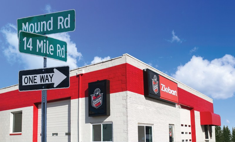 Ziebart Corporation's Newest Location in Sterling Heights, Michigan.