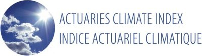 Logo : Indice actuariel climatique (Groupe CNW/Indice actuariel climatique)