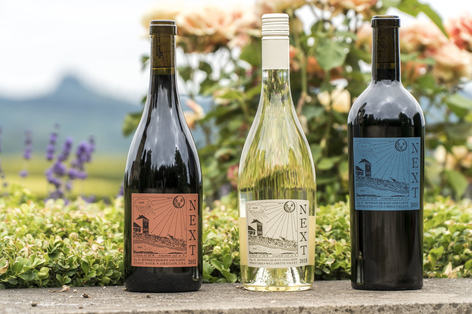 NEXT was developed by King Vintners with Amazon Wine