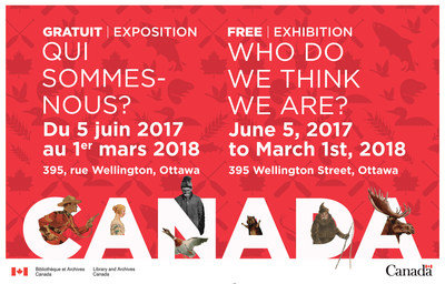 Venez fêter le 150e avec Bibliothèque et Archives Canada ce premier juillet! (Groupe CNW/Bibliothèque et  Archives Canada)