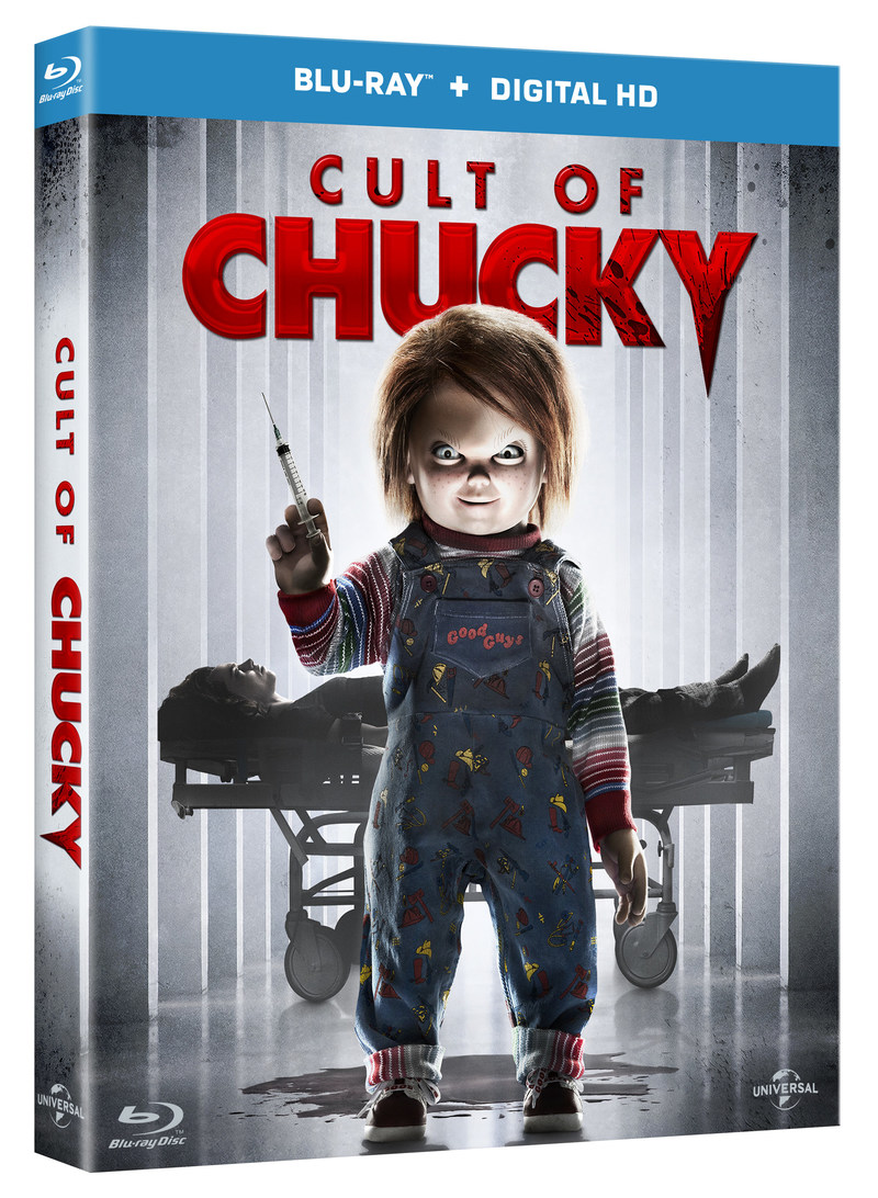 From Universal Pictures Home Entertainment: Cult of Chucky