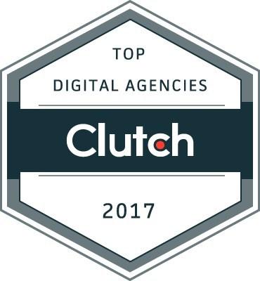Clutch Recognizes Top Digital Agencies in 2017