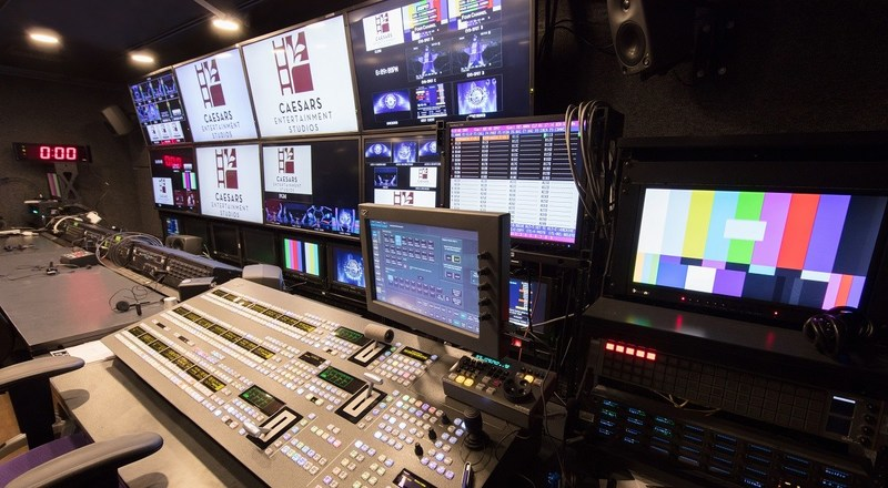 Caesars Entertainment Announces Opening of Caesars Entertainment Studios in Las Vegas
