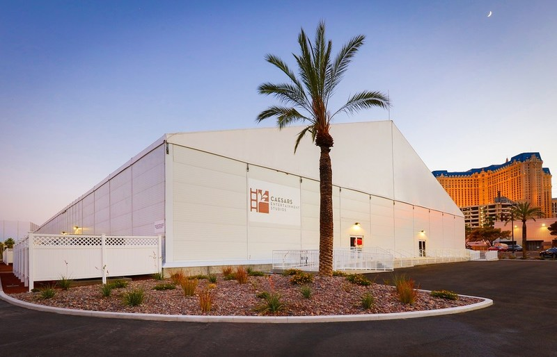 Caesars Entertainment Announces the Opening of Caesars Entertainment Studios In Las Vegas