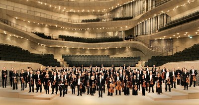 In the context of the G20-Summit in Hamburg from July 7 to 8, Germany's Chancellor Angela Merkel has invited the heads of state to a concert to the Elbphilharmonie Hamburg on the night of the first day. Under the baton of US conductor Kent Nagano, the Hamburg Philharmonic State Orchestra will perform Beethoven's Symphony No. 9 (photo: Felix Broede). (PRNewsfoto/Hamburg Marketing GmbH)