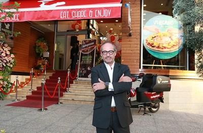 Pablo Juantegui, Chairman and CEO of Telepizza Group (PRNewsfoto/Telepizza)