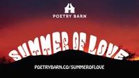 Poetry Barn's Summer of Love