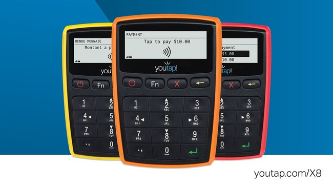 Youtap is offering its new X8 'micro' point of sale device as a packaged solution for mobile money and payment service providers.