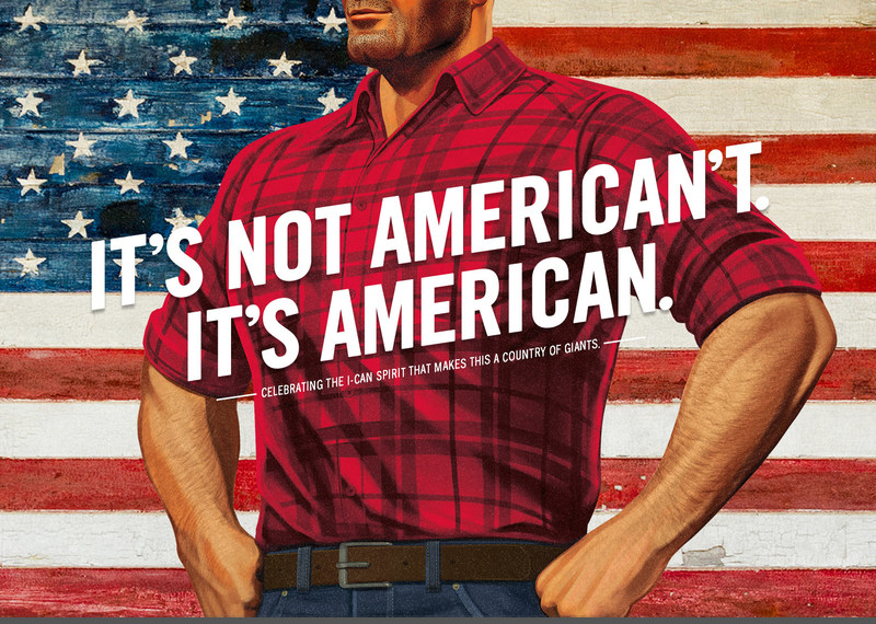 "The Brawny® AmerICAN initiative is an extension of the Brawny® Stay Giant® campaign, which encourages and honors Americans who triumph over adversity. It kicks off by showcasing the stories of three inspiring people who embody an ""I-Can"" attitude at www.Brawny.com/AmerICAN."