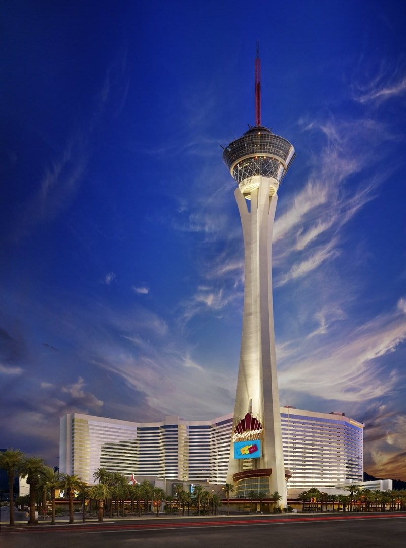 Stratosphere Casino Hotel And Tower