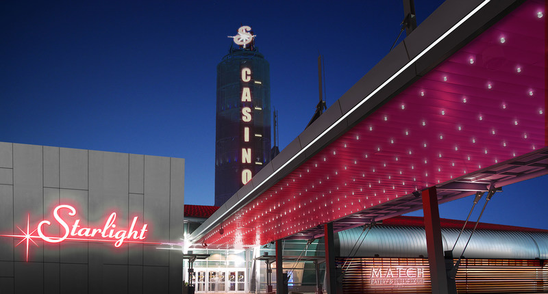 Artist Rendering of the new Starlight Casino (CNW Group/Gateway Casinos & Entertainment Limited)
