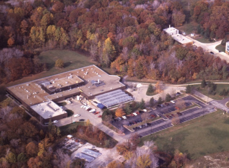 Aerial view of Concord facility