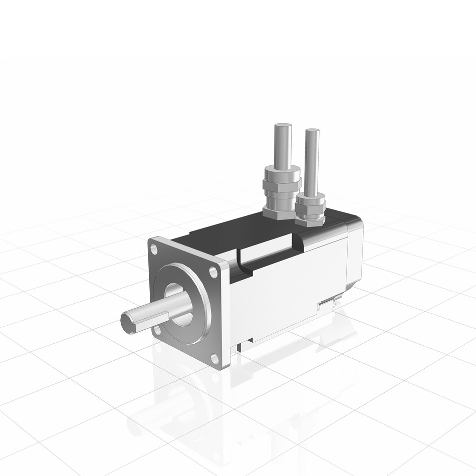 High-performance Motion Control Manufacturer provides cutting-edge digital customer experience by providing on-demand configurable 3D CAD models
