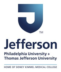 The new Thomas Jefferson University visual identity reflects a bold, progressive Jefferson, combining the academic offerings from Philadelphia University and Thomas Jefferson University. The modern academic shield symbol was created by blending the letters T, J, U, and the letter P silhouetted in its counter space, reflecting our shared equities and vision.