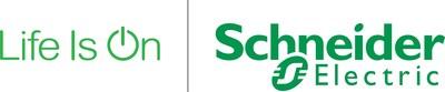 Schneider Electric logo (Groupe CNW/Schneider Electric)