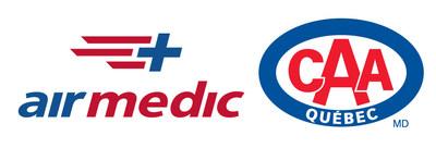 Airmedic/CAA-Québec (Groupe CNW/Airmedic)