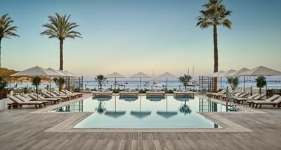 L'hôtel ibizien Nobu Hotel Ibiza Bay (PRNewsfoto/Nobu Hospitality)