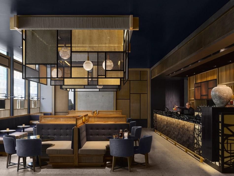 El Nobu Hotel Shoreditch London (PRNewsfoto/Nobu Hospitality)