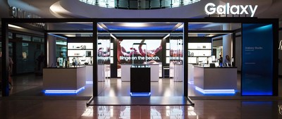 Samsung Galaxy Studio Pop-Up Opens in Dallas on June 29th