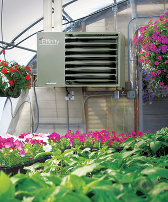 Modine Manufacturing Company will be showcasing their latest HVAC solutions for the green industry, including the Effinity™ (PTC/BTC) Unit Heater, at the 2017 Cultivate Show, July 15-18.