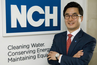 Dong Eun Kim Appointed New President of NCH Asia