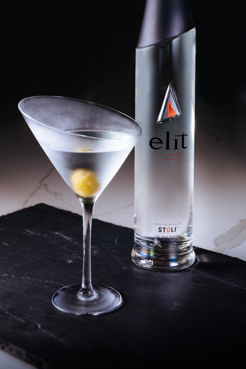 elit Vodka's art of martini competition will see 60 innovative bartenders from countries far and wide face off to claim global martini-making victory this September in Ibiza.