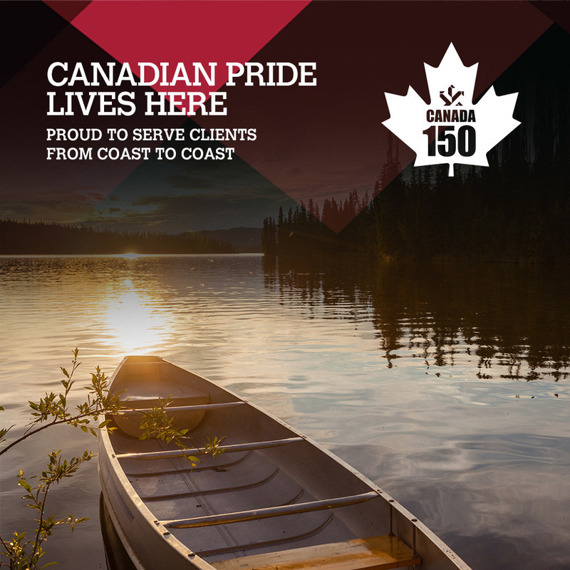Collins Barrow National proudly celebrates its Canadian pride. (CNW Group/Collins Barrow National Cooperative Incorporated)