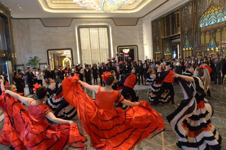 Harbin Wanda City International Hotel Cluster Grand Opening