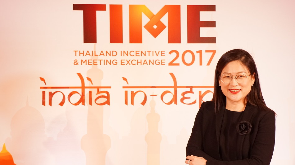 TCEB Hosts TIME 2017 For the Second Consecutive Year Targeting India's MICE Market, 30 June 2017, Bangkok: TCEB is encouraging Thai meetings and incentives travel operators to tap into the Indian MICE market by organising the Thailand Incentive & Meeting Exchange 2017 (TIME 2017), under the theme 'India In-depth'. The event brings together world renowned industry experts to share in-depth exclusive information while providing a business negotiation platform for Thai MICE operators.