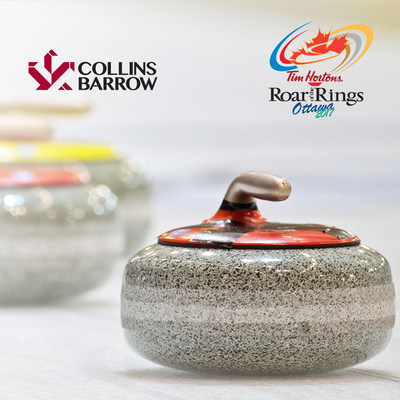 Collins Barrow National is a proud sponsor of the 2017 Tim Hortons Roar of the Rings. (CNW Group/Collins Barrow National Cooperative Incorporated)