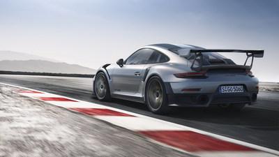 The new Porsche 911 GT2 RS. (CNW Group/Porsche Cars Canada)