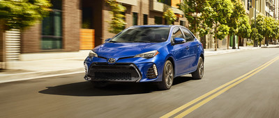 The 2017 Toyota Corolla has lease offers for Allan Nott Auto's Dealer Invoice Sale.
