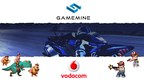 Mobile Game Publisher GameMine Partners With Leading South African Mobile Carrier Vodacom
