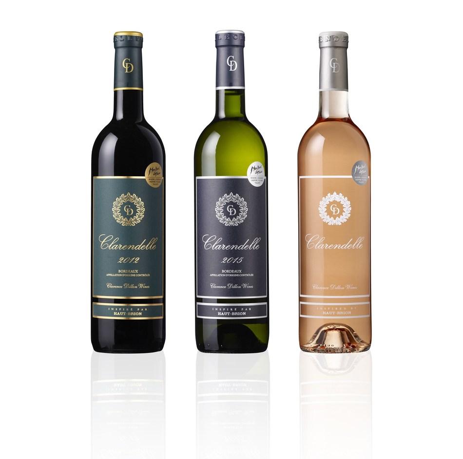 3 bottles (PRNewsfoto/Clarendelle)