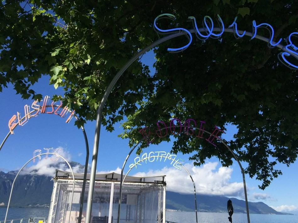Montreux Jazz Artists Foundation (PRNewsfoto/Clarendelle)