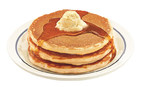 Enjoy a short stack of IHOP world-famous Buttermilk pancakes* for 59 cents on July 18 from 7am-7pm.