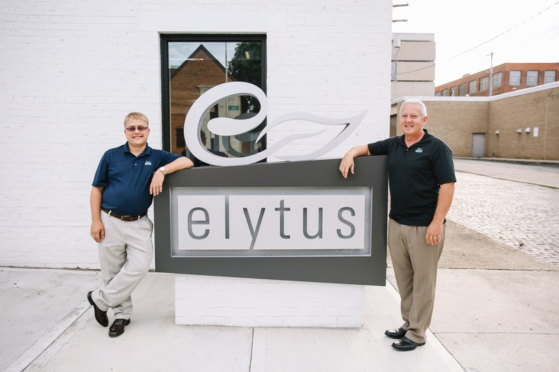 Elytus Cofounders Matthew S. Hollis (President) and Alan Dillman (CEO)