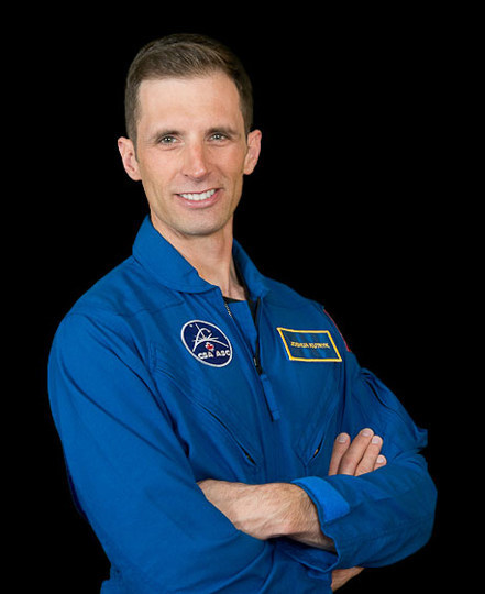 Joshua Kutryk (CNW Group/Canadian Space Agency)