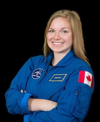 Jenni Sidey (Groupe CNW/Agence spatiale canadienne)
