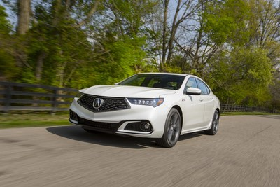 Led by the new A-Spec sport variant, the revitalized 2018 Acura TLX helped drive Acura sales up 23.7 percent in the month of June.