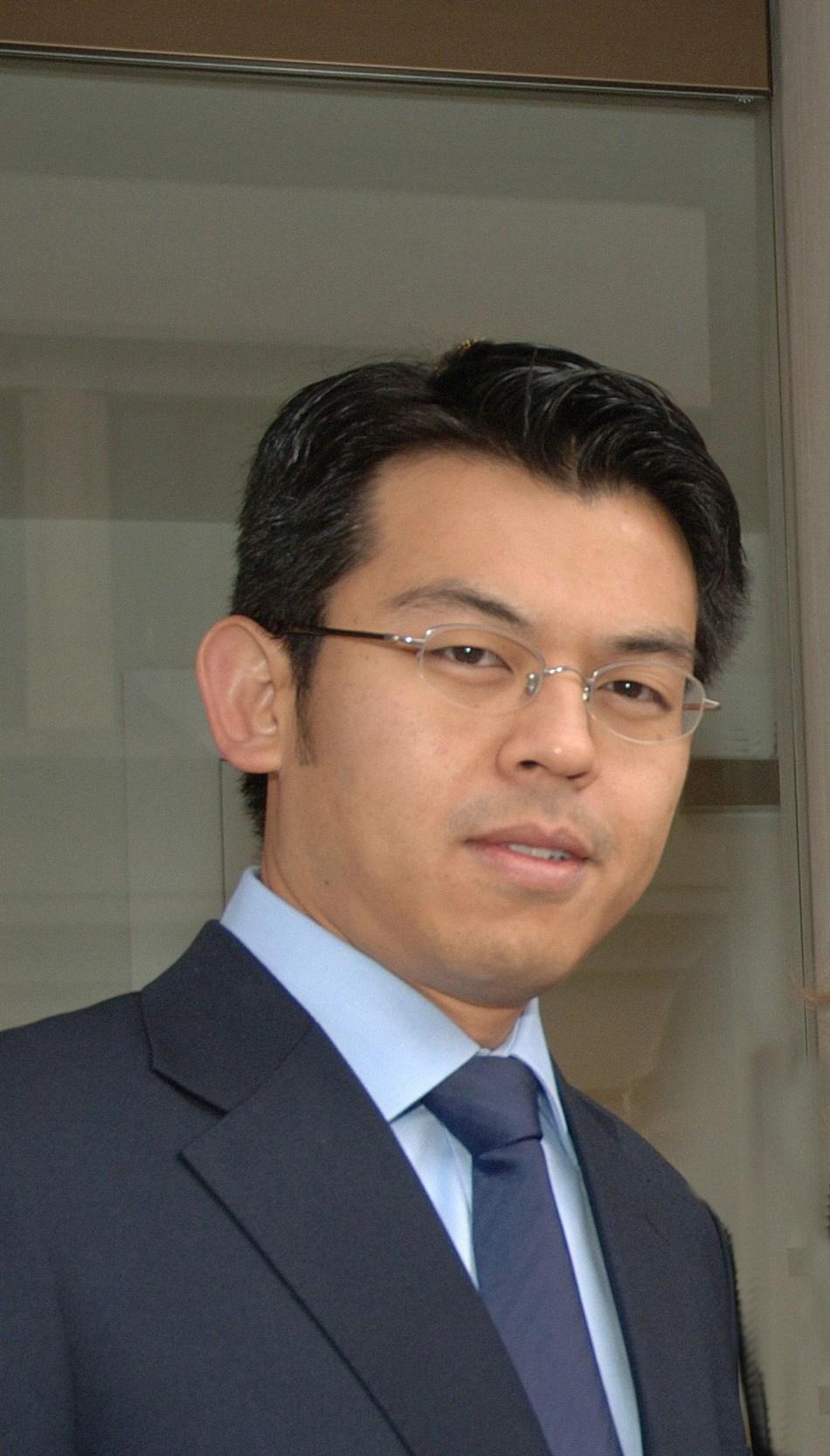 Richard Choi, SVP of Business Development, DAMAC International. (PRNewsfoto/Damac Properties)
