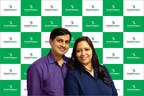Co-founders - Prassant Kumar & Smita Kumar (PRNewsfoto/Janhvi Hospital Private Ltd)