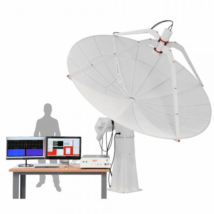 SPIDER 300A - Advanced radio telescope